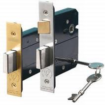 Mortice & Sash Lock